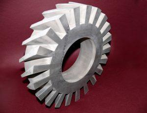Ozubené kolo z oceli.